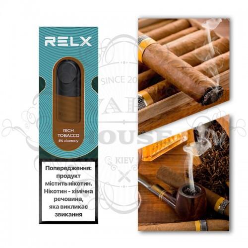 Картридж RELX — Rich Tobacco