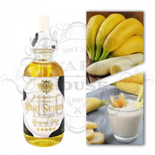 Премиум жидкость KILO - MOO Series — Banana Milk