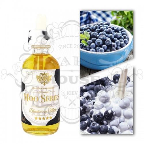 Премиум жидкость KILO - MOO Series — Blueberry Milk