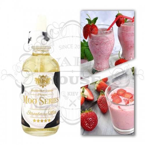 Премиум жидкость KILO - MOO Series — Strawberry Milk