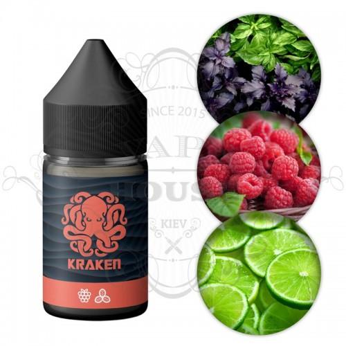 Премиум жидкость Kraken SALT — Red