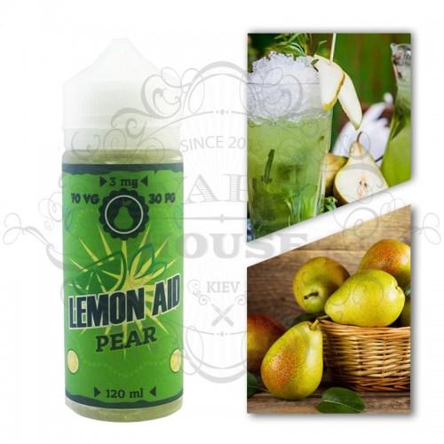 Премиум жидкость Lemon Aid — Pear