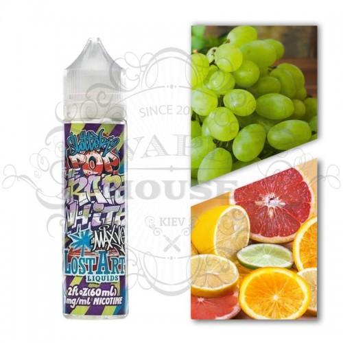 Премиум жидкость Lost Art — Slotter Pop-Grape White