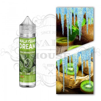 Э-жидкость Malasian Dream — Kiwi double cold