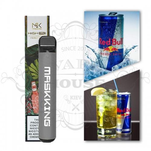 Одноразовая электронная сигарета — Maskking 1000 Энергетический Сок