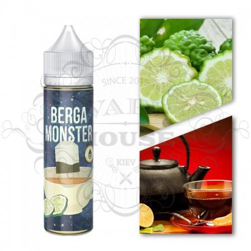 Премиум жидкость Monster Flavor — BERGAMONSTER 60мл