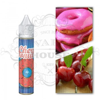 Э-жидкость Monster Flavor — Cherry Donut 30ml