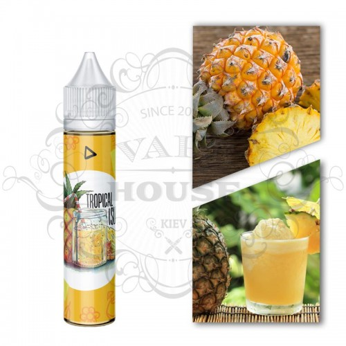 Премиум жидкость Monster Flavor — Tropical Island 30ml