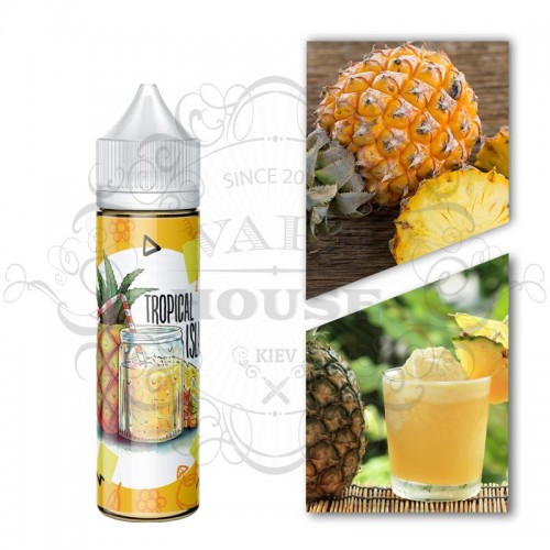 Премиум жидкость Monster Flavor — Tropical Island
