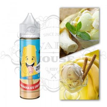 Э-жидкость Monster Flavor — Banana Icecream