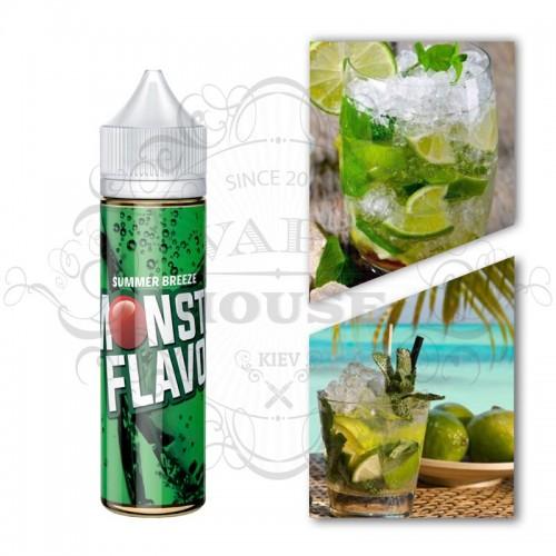 Премиум жидкость Monster Flavor — Summer breeze