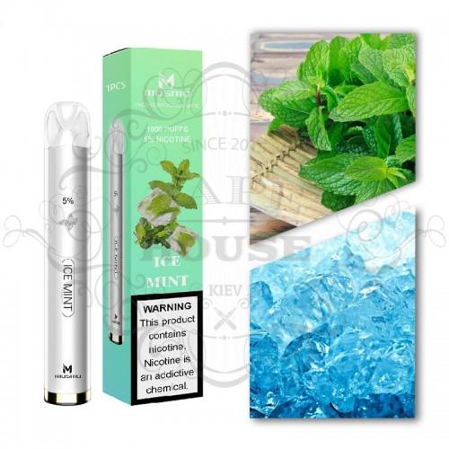 Одноразовая электронная сигарета — Mosmo 1000 Iсe Mint