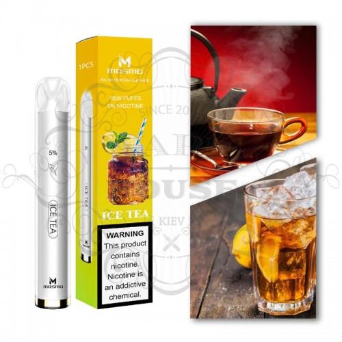 Одноразовая электронная сигарета — Mosmo 1000 Iсe Tea