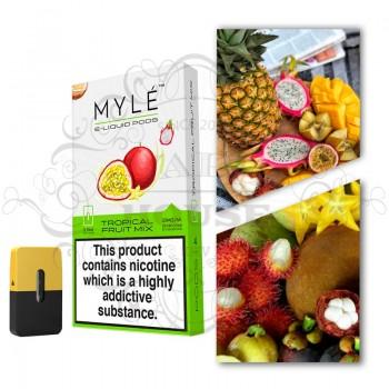 Картридж — MYLE Tropical Fruit Mix