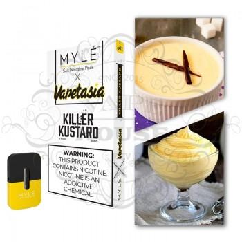 Картридж — MYLE Vapetasia Killer Kustard