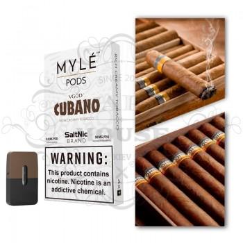 Картридж — MYLE VGOD Cubano