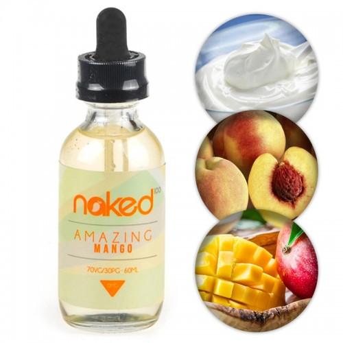 Премиум жидкость Naked 100 Amazing Mango