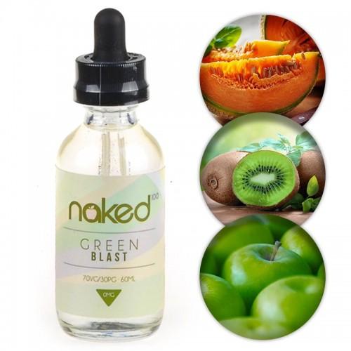 Премиум жидкость Naked 100 Green Blast