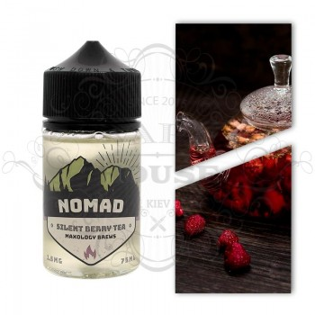 Э жидкость Nomad — Silent Berry Tea