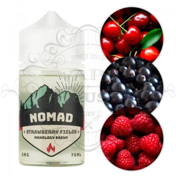Э жидкость Nomad — Sour Cherry Roads