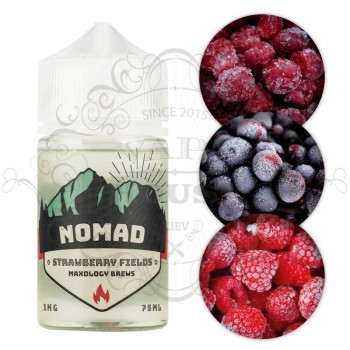 Э жидкость Nomad — Sour Cherry Roads Ice