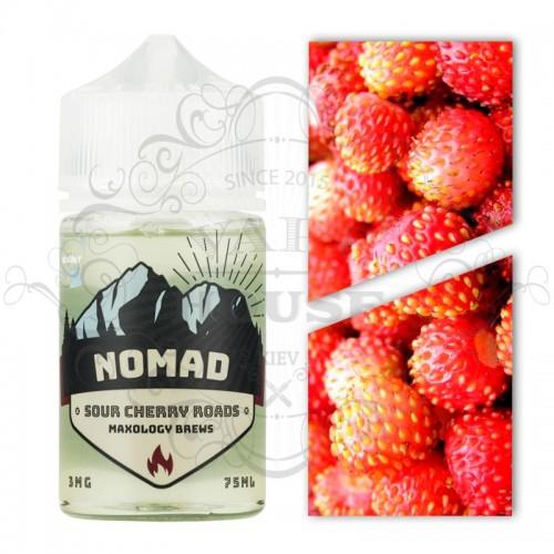 Премиум жидкость Nomad — Strawberry Fields