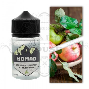 Э жидкость Nomad — Sacred Wild Apple