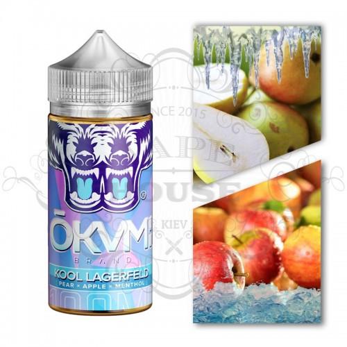 Премиум жидкость OKAMI — KOOL LAGERFELD