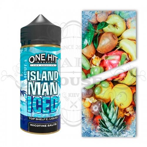Премиум жидкость One Hit Wonder — Island Man ICED