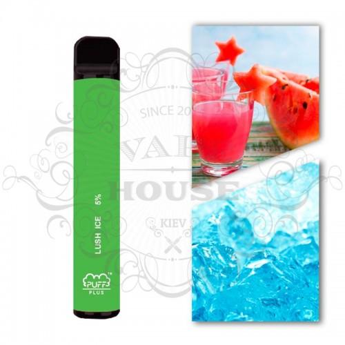Одноразовая электронная сигарета — Puff Plus Lush Ice