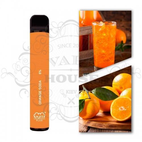 Одноразовая электронная сигарета — Puff Plus Orange Soda