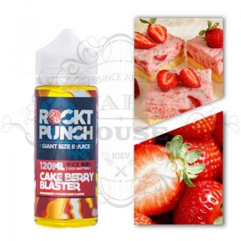 Э-жидкость Rockt Punch — Berry Blaster