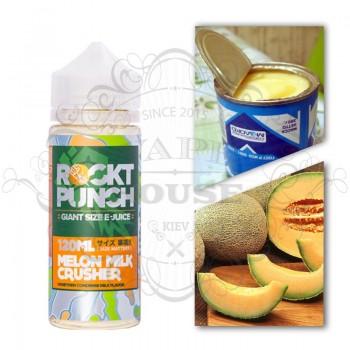 Э-жидкость Rockt Punch — Melon Milk Crusher