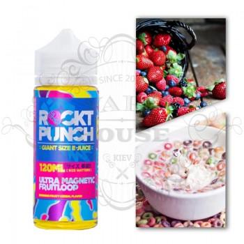 Э-жидкость Rockt Punch — Ultra Magnetic Fruitloop