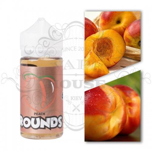 Премиум жидкость Rounds — Peach