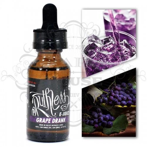 Премиум жидкость Ruthless 15ml — Grape Drank
