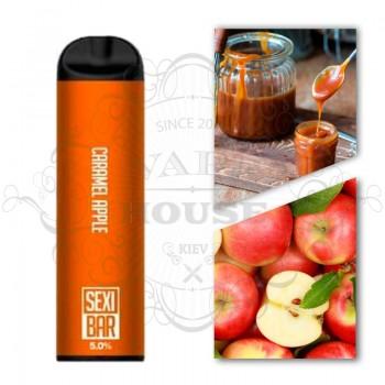 Одноразовая электронная сигарета —  SexiBar Caramel Apple