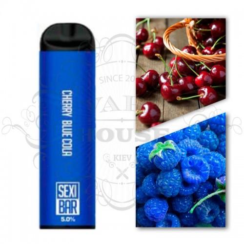 Одноразовая электронная сигарета — SexiBar Cherry Blue Cola