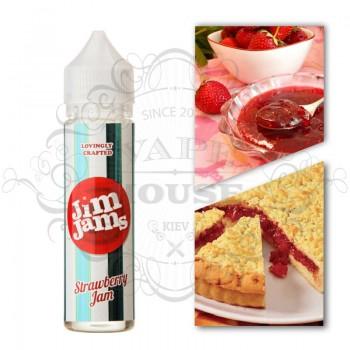 Э-жидкость 3ger — Strawberry Jam