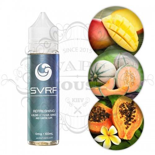 Премиум жидкость Svrf — Refreshing