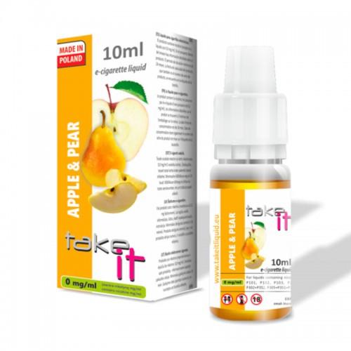 Премиум жидкость Take It — Apple&Amp;Pear (Яблоко С Грушей)
