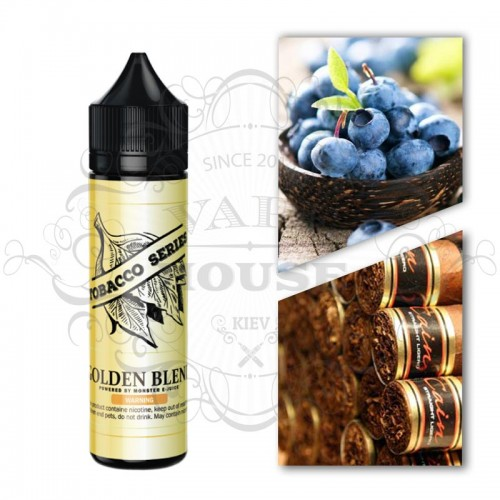 Премиум жидкость MF Tobacco Series — Gold Blend