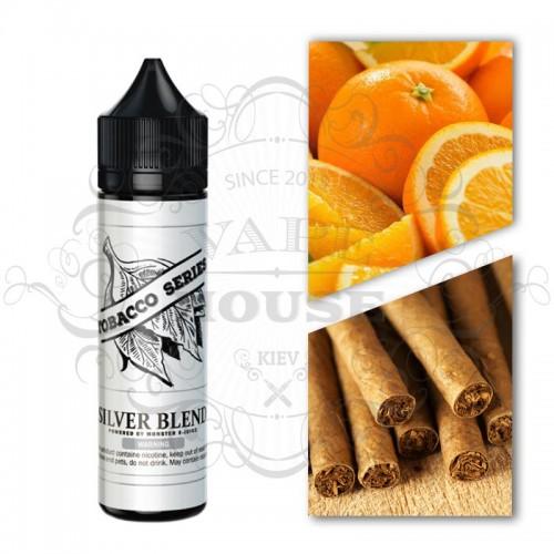 Премиум жидкость MF Tobacco Series — Silver Blend