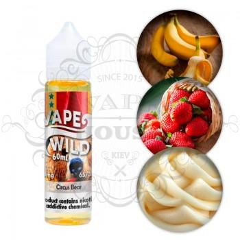 Э-жидкость Vape Wild — Circus Bear