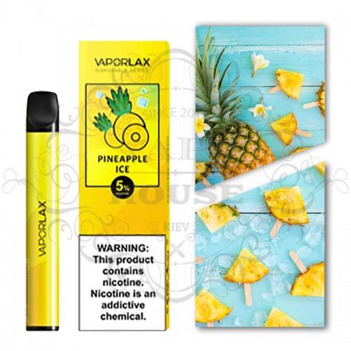 Одноразовая электронная сигарета — Vaporlax Disposable Mate Pineapple Ice