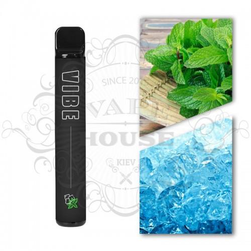 Одноразовая электронная сигарета — Vibe 1200 Mint Ice