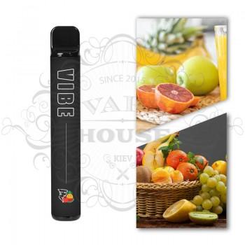 Одноразовая электронная сигарета —  Vibe 1200 Multi Fruit