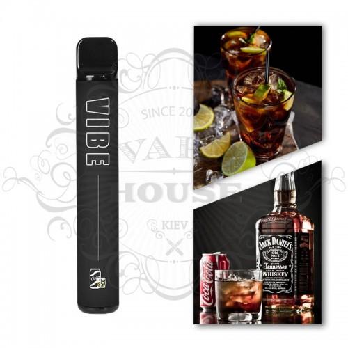 Одноразовая электронная сигарета — Vibe 1200 Whiskey Cola