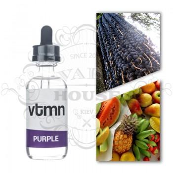 Э-жидкость VTMN — Purple