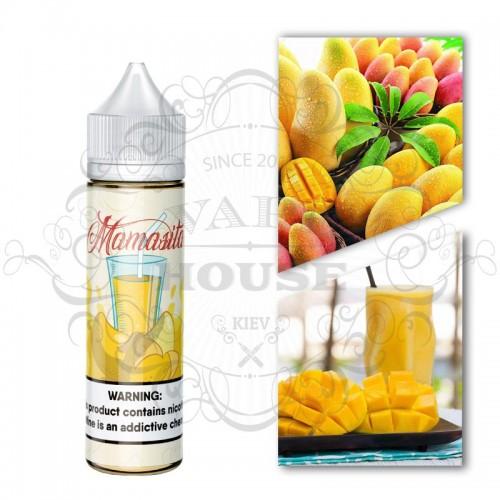 Премиум жидкость West Juice — Mamasita